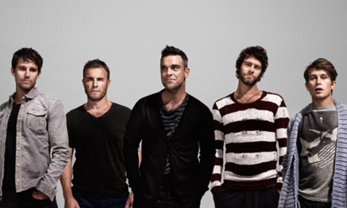 Новый клип группы Take That - Kidz