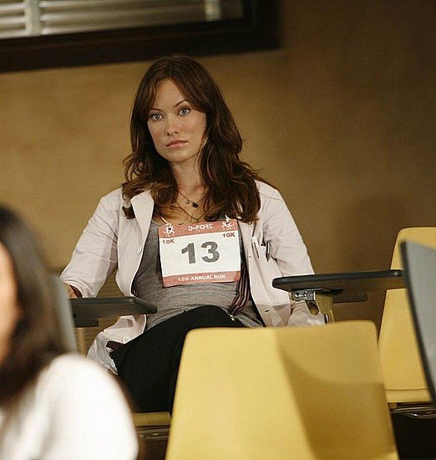 Роль Оливии Уайлд с новом сезоне «Доктора Хауса» будет незначительна