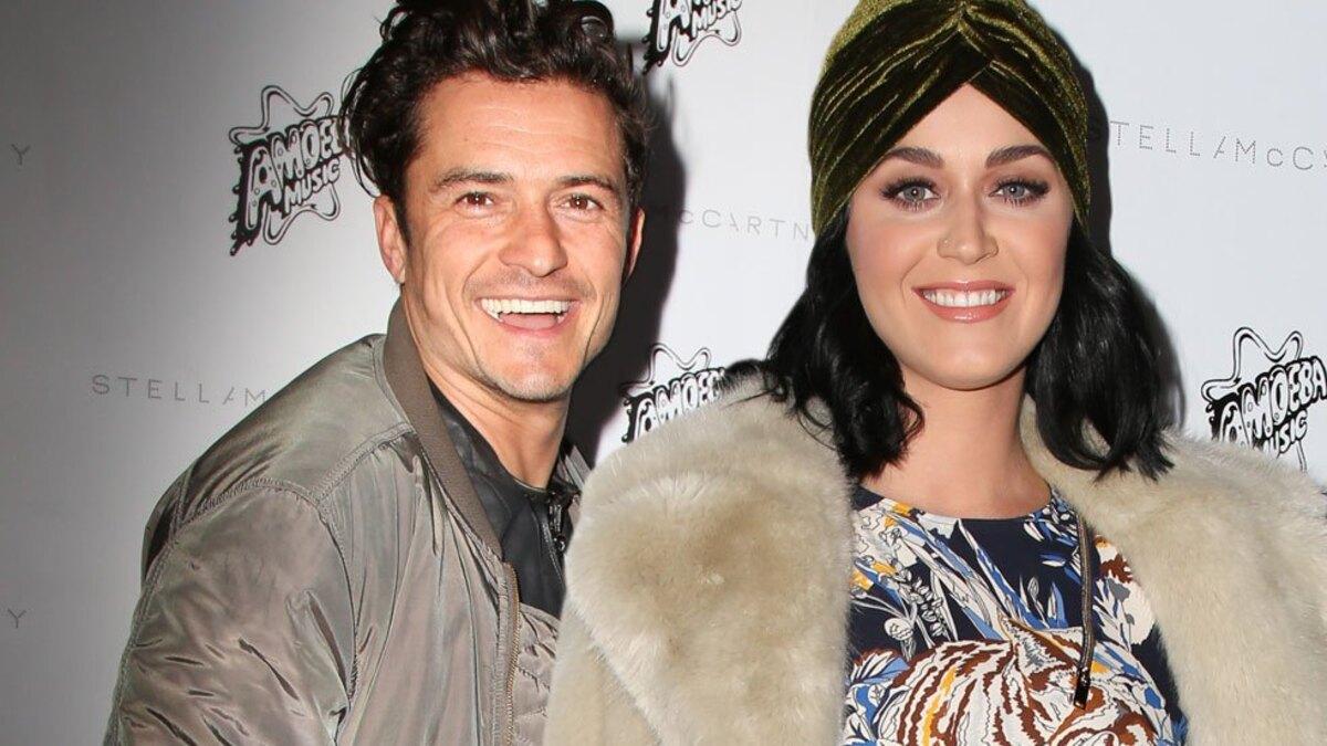 Орландо Блум и Кэти Перри могут объявить о помолвке до конца 2016 года
