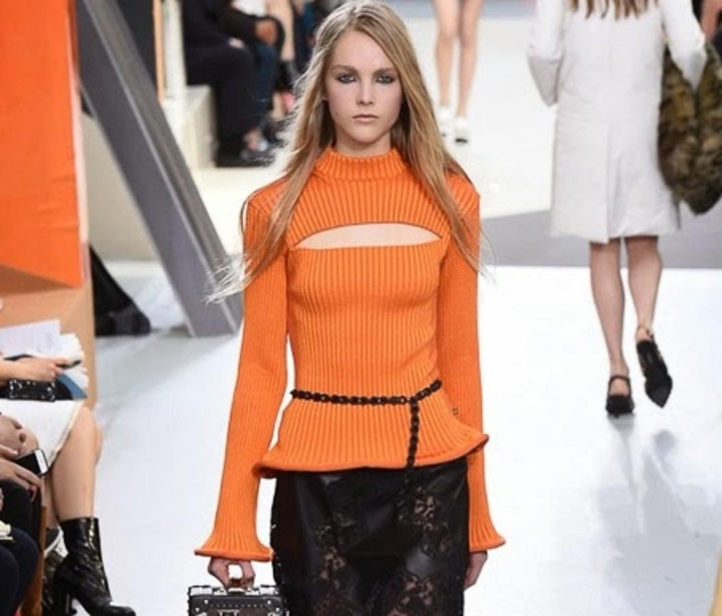Модный показ новой коллекции Louis Vuitton. Осень / зима 2015-2016