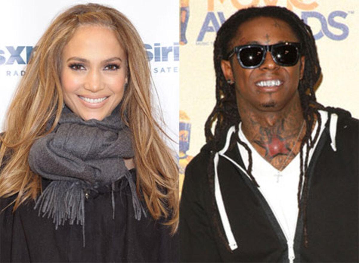 Дженнифер Лопес поработает с Lil Wayne