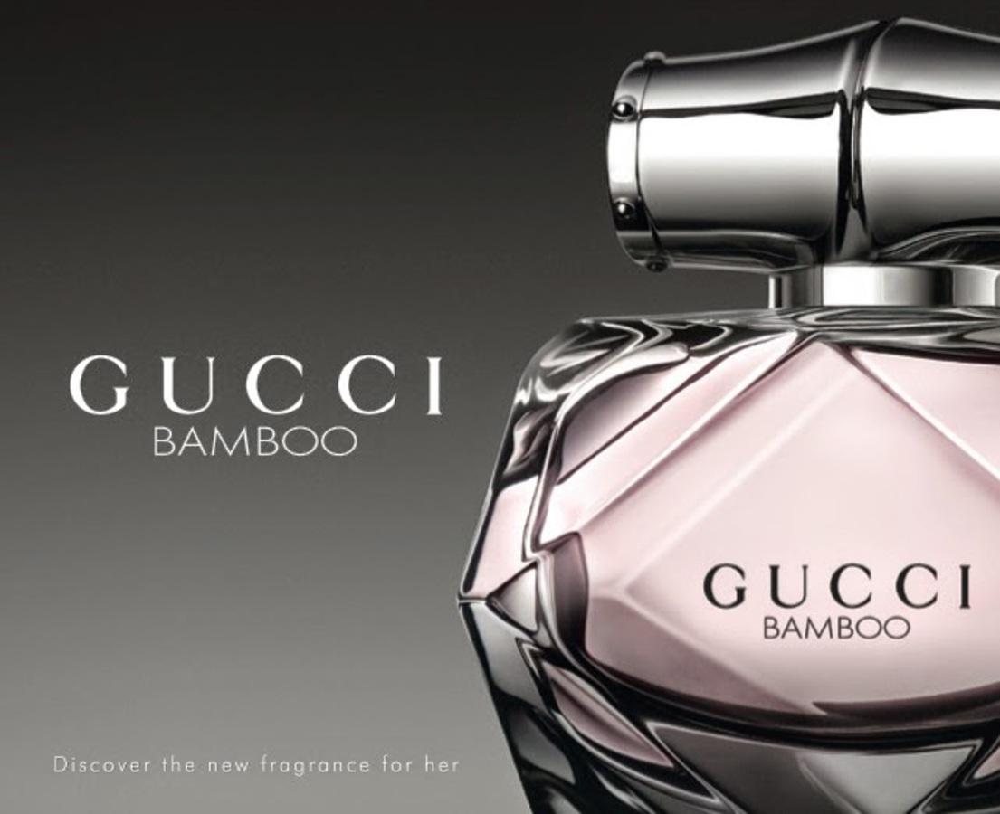 Gucci выпускает новый аромат летом 2015