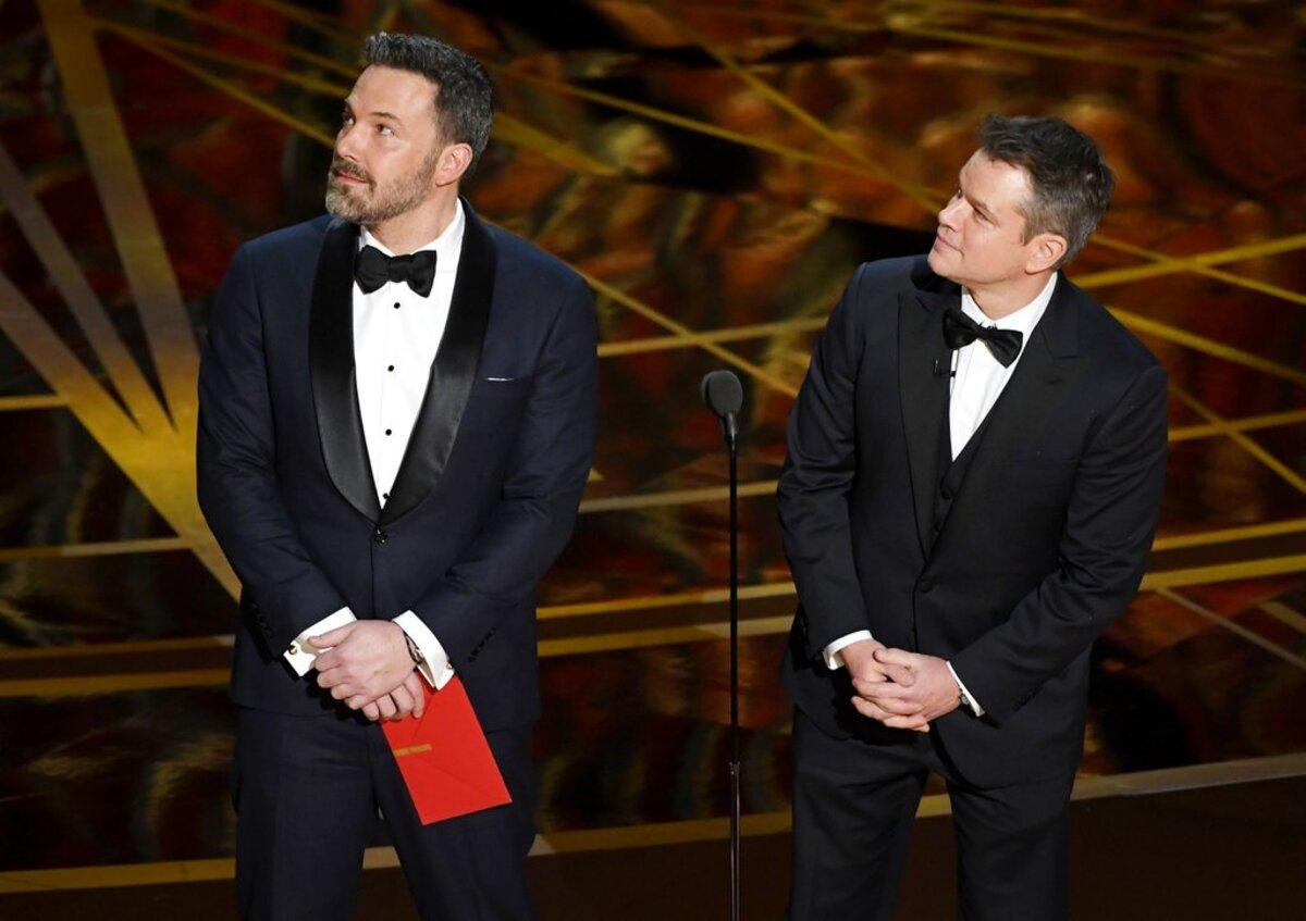 Видео: самые интересные моменты церемонии «Оскар» 2017