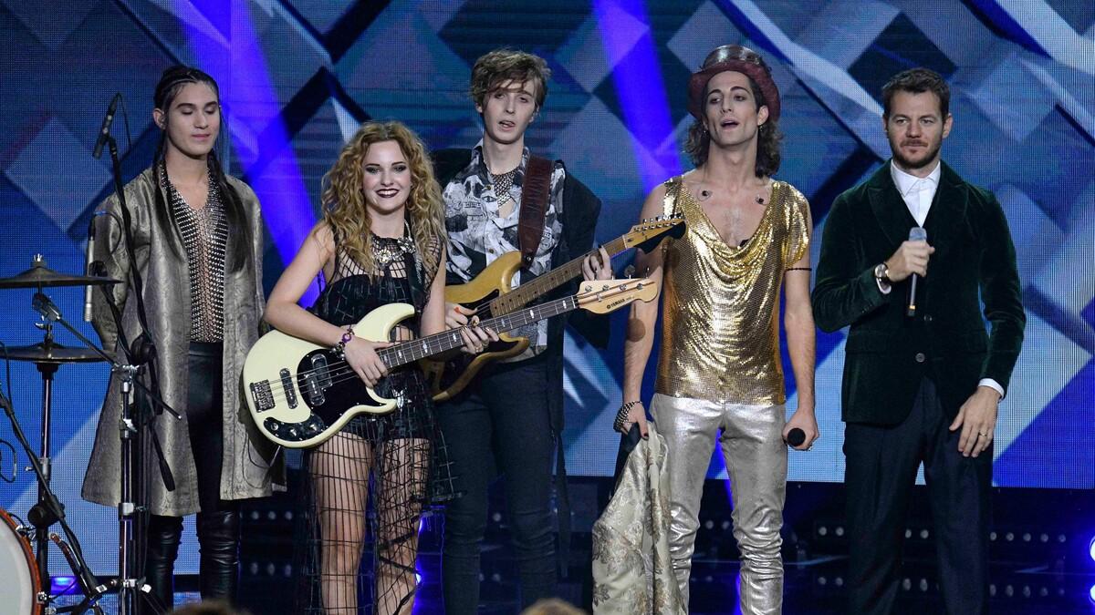 Скандал на «Евровидении»: победителей обвинили в употреблении наркотиков