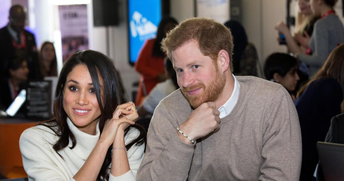 «Виктория, Александра или Диана?»: как назовут дочь принц Гарри и Меган Маркл