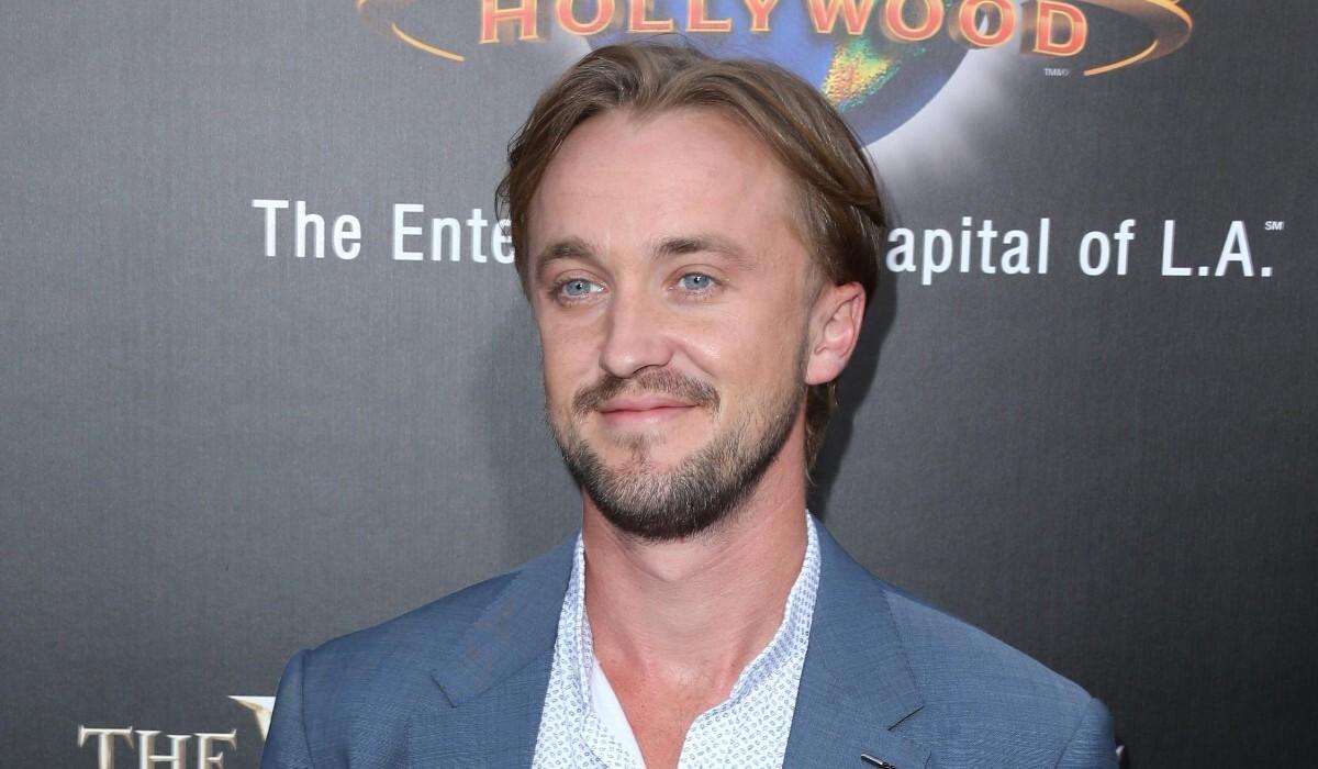 «Вырезал имя на столе в Большом зале»: Том Фелтон рассказал о съемках в «Гарри Поттере»