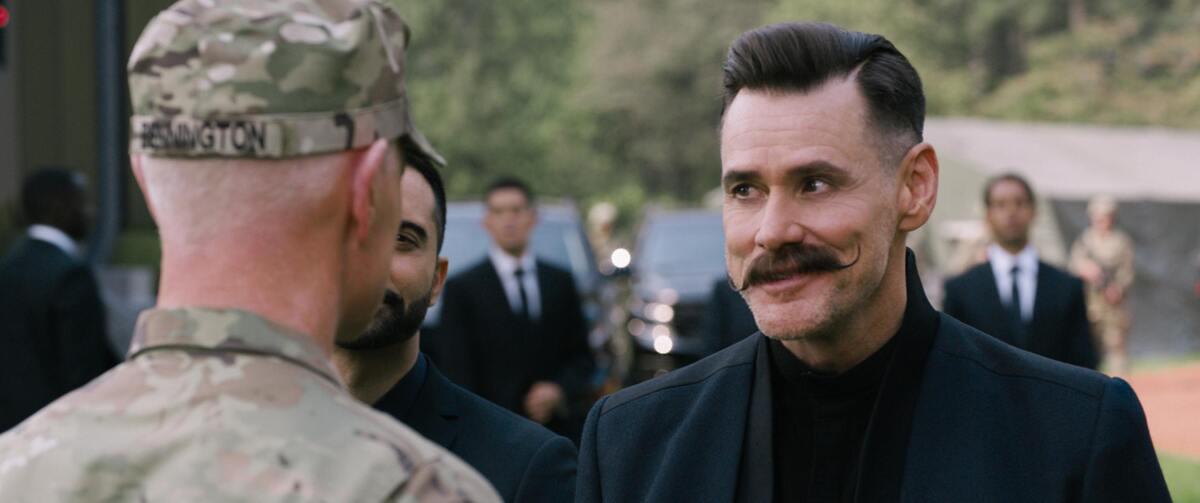 Джеймс Вентура или Эйс Бонд: Джим Керри примерил роль агента 007 в дипфейке