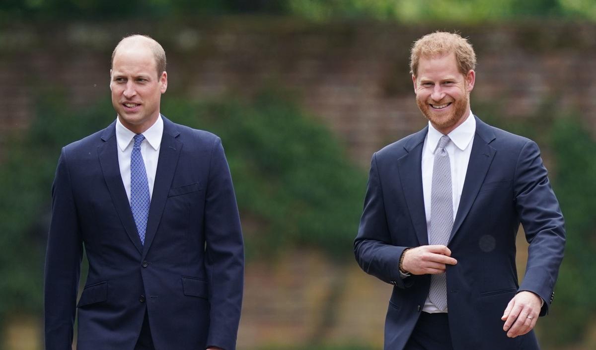 «Постановочное шоу»: примирение Гарри и Уильяма назвали фальшивкой
