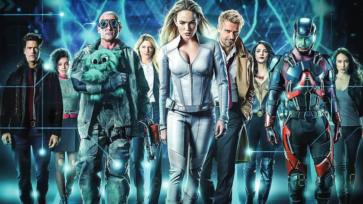 Вышел новый трейлер шестого сезона «Легенд завтрашнего дня»
