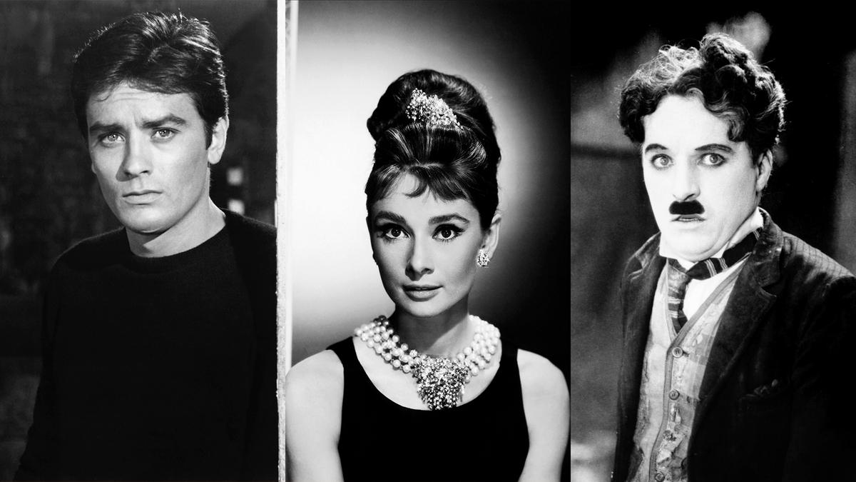 Как выглядят потомки самых известных актеров XX века