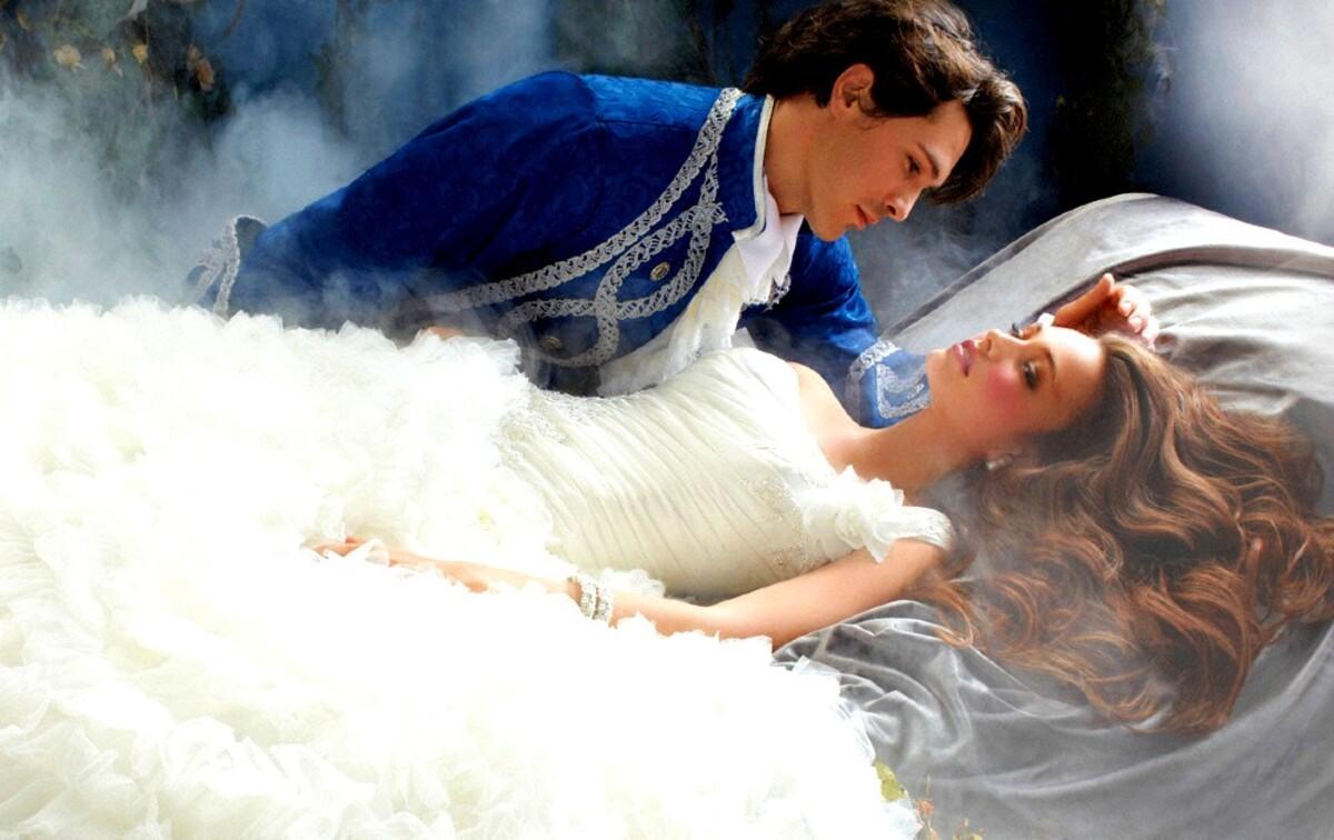 Узнай, какое свадебное платье из сказки тебе подойдет!