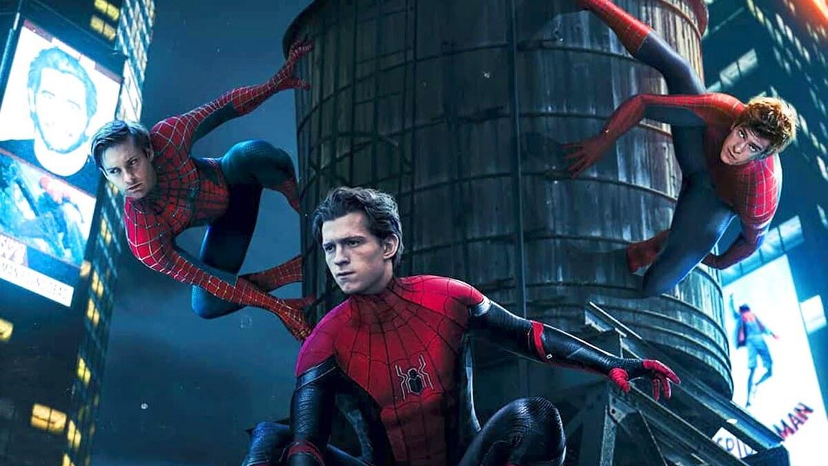 Том Холланд не знает, ждать ли в «Человеке-пауке 3» Тоби Магуайра и Эндрю Гарфилда