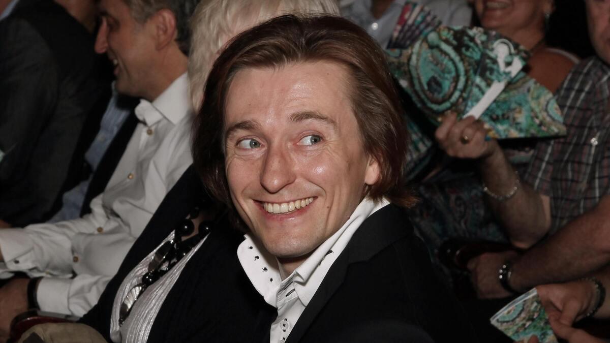 «Я был рядом»: Сергей Безруков стал отцом в пятый раз