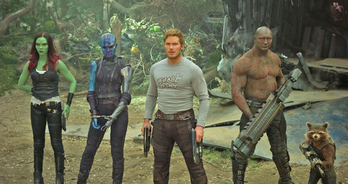 Тест для фанатов «Мстителей»: угадайте все фильмы Marvel по одному кадру без ошибок