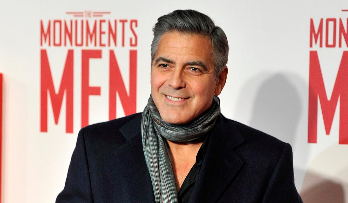 «Выпил немного водки»: Джордж Клуни вспомнил, как пришел пьяным на съемки