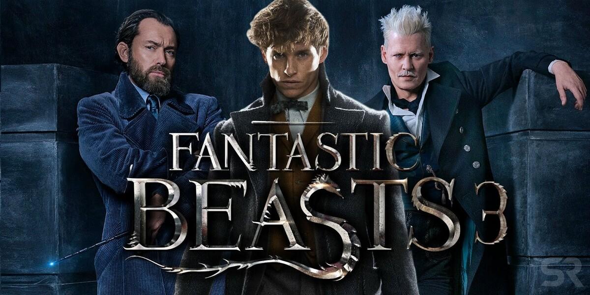 Эдди Редмэйн подтвердил, что съемки «Фантастических тварей 3» начались в Лондоне