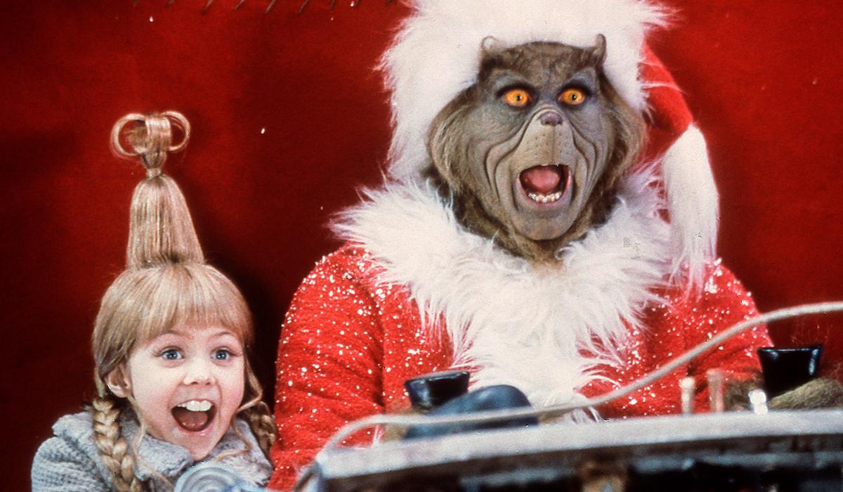 Тейлор Момсен рассказала о съемках с Джимом Керри в «Гринче — похитителе Рождества»