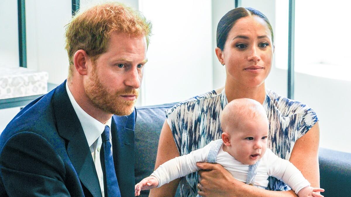 На глазах у королевы: принц Гарри «прикрывается» дочкой ради личной выгоды