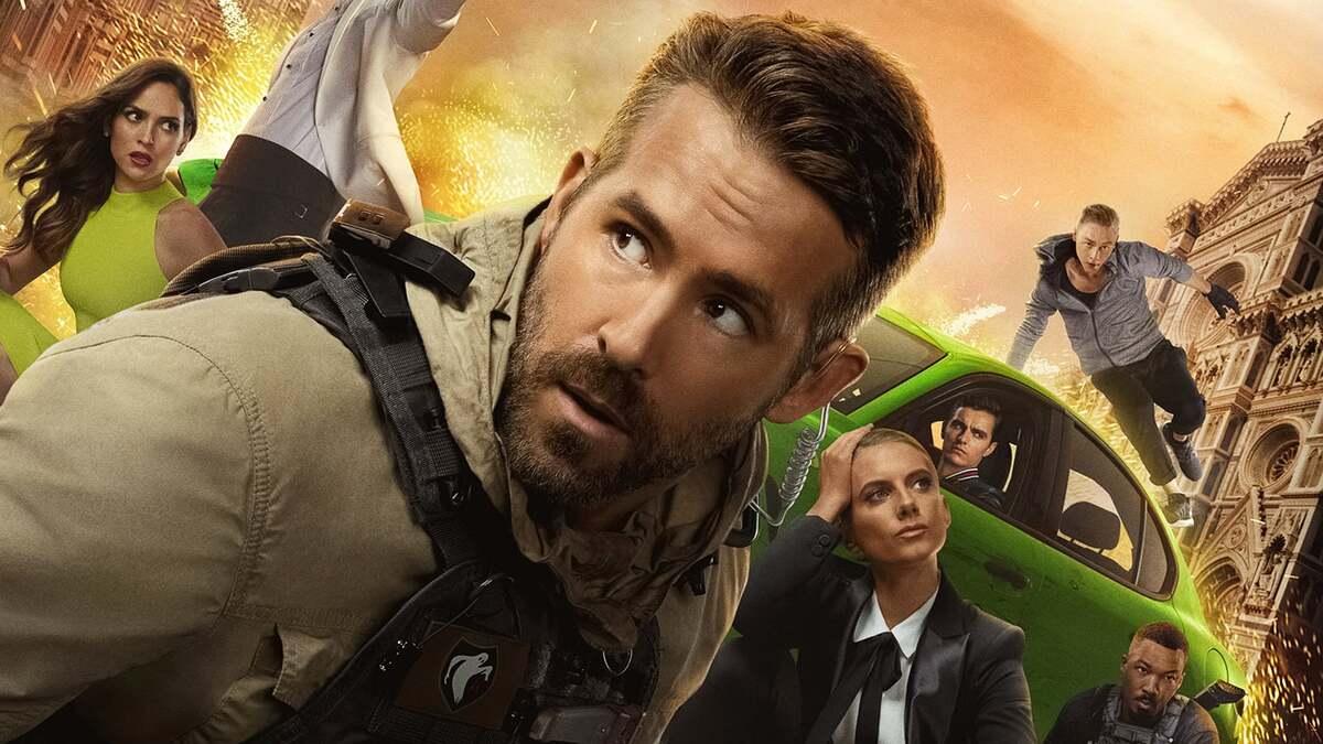 «Призрачная шестерка» с Райаном Рейнольдсом стала самым просматриваемым фильмом Netflix