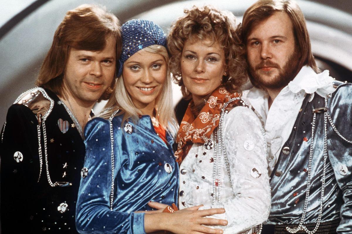Спустя 40 лет молчания: группа ABBA даст концерт