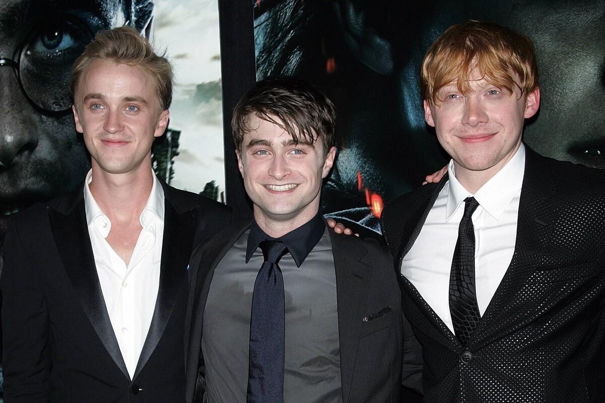 Звезду «Гарри Потера» госпитализировали