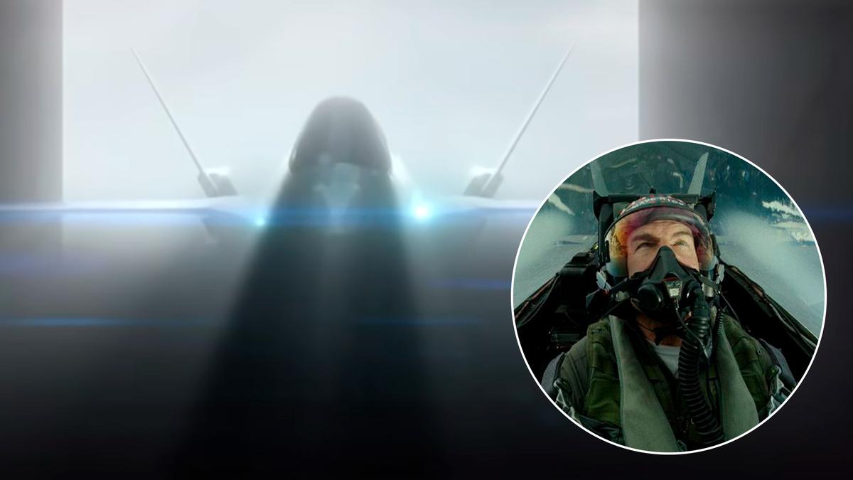 Новый российский штурмовик OAK повторил трюк Тома Круза из Top Gun