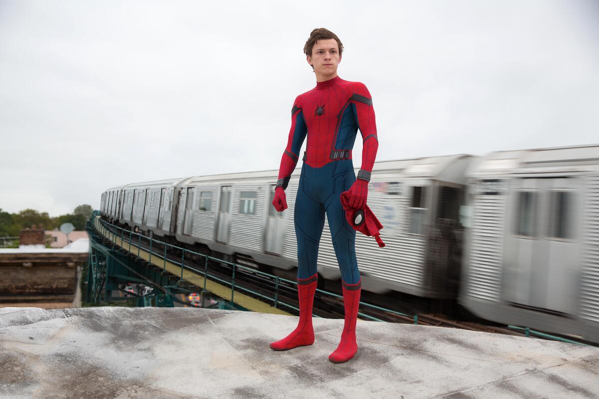 Снова в школу: фото со съемок «Человека-паука 3» интригуют фанатов Marvel