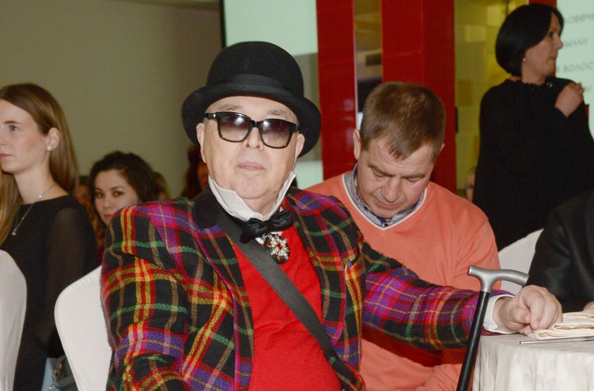Империя скоро рухнет: Дом моды тяжелобольного Зайцева продают за долги