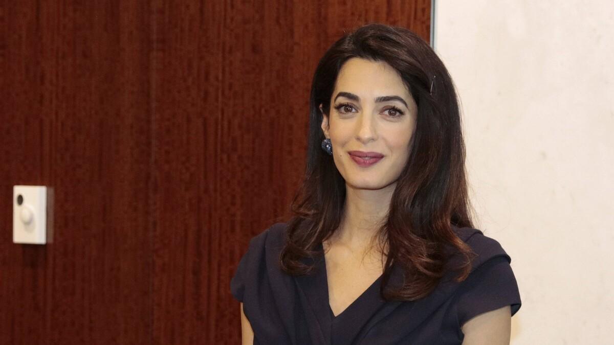 Научил шалостям: красавицу-жену Джорджа Клуни поздравляют с беременностью
