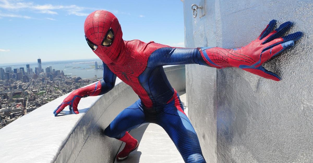 Трейлер фильма о человеке-пауке воссоздали с помощью кадров из мультсериала