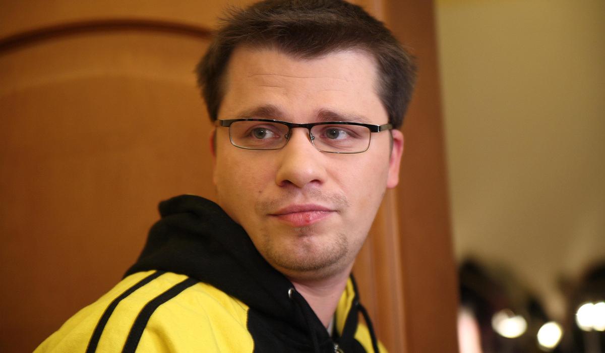 Харламов высмеял развод с Асмус: «У меня тоже имитация вечная»
