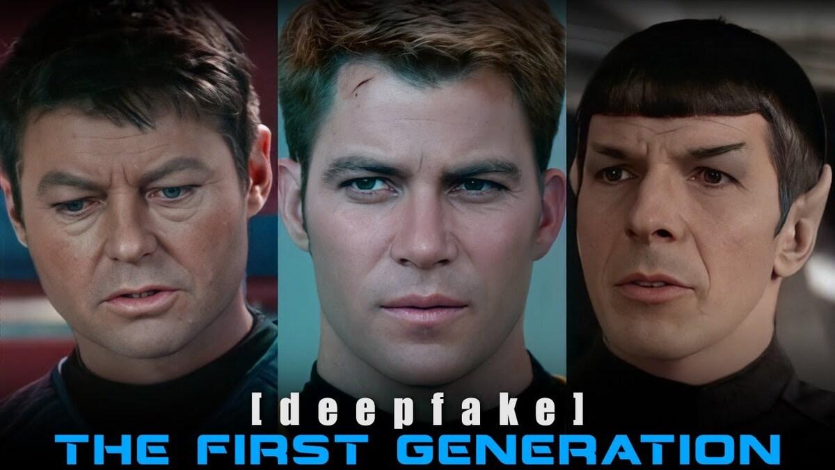 Уильям Шетнер не оценил DeepFake-видео с актерами «Звездного пути»: «Это оскорбительно»