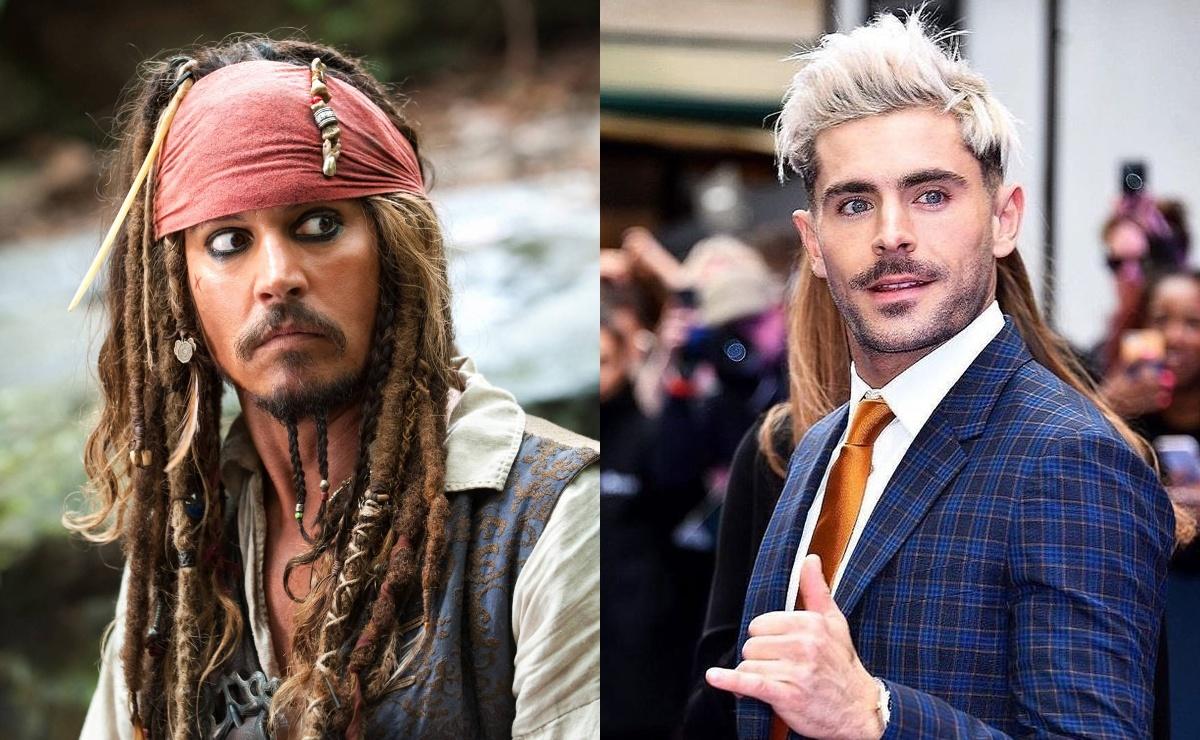 Слух: Зак Эфрон может сыграть молодого Джека Воробья в приквеле «Пиратов Карибского моря»