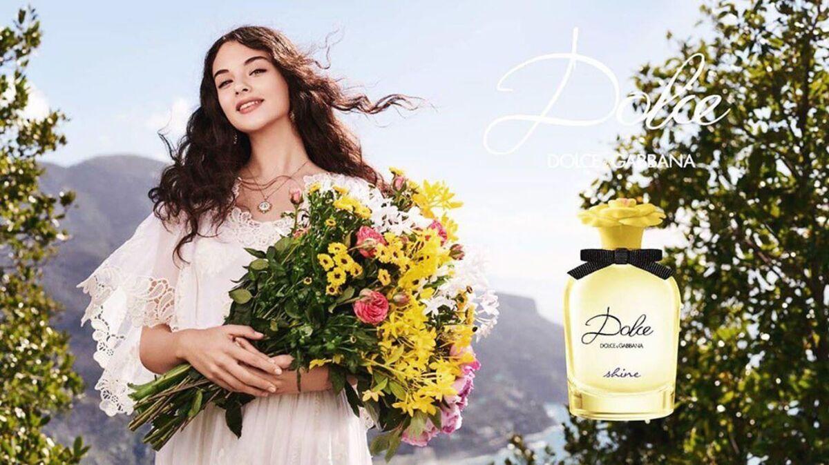 Дочь Моники Беллуччи и Венсана Касселя в фотосессии для Dolce&Gabbana