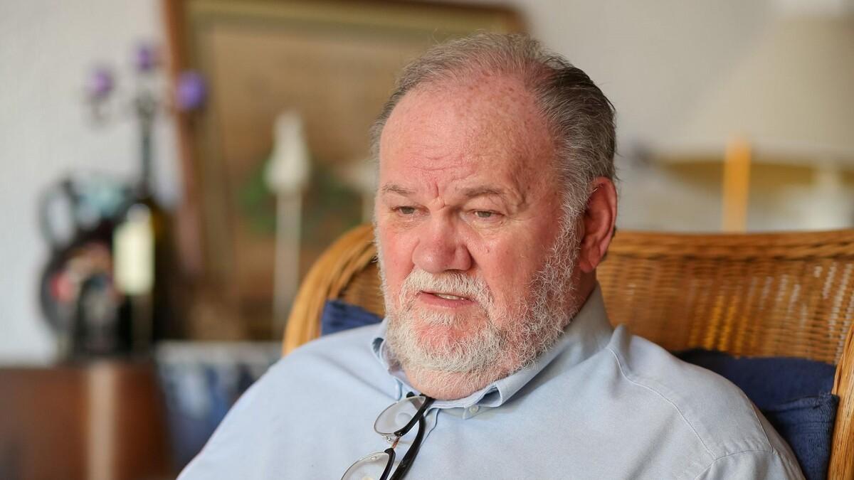 «Я умолял о встрече»: отец Меган Маркл ни разу не видел внуков и зятя