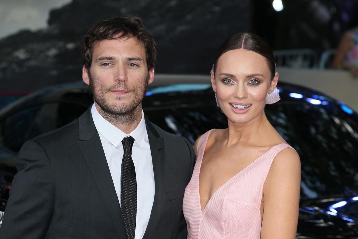 Звезда «Голодных игр» Сэм Клафлин заявил, что разводится с женой после шести лет брака