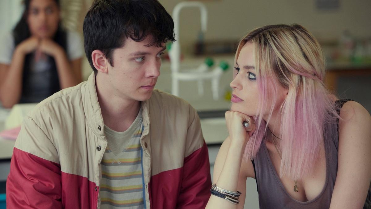 Будет жарко: Netflix выпустил трейлер третьего сезона Sex Education