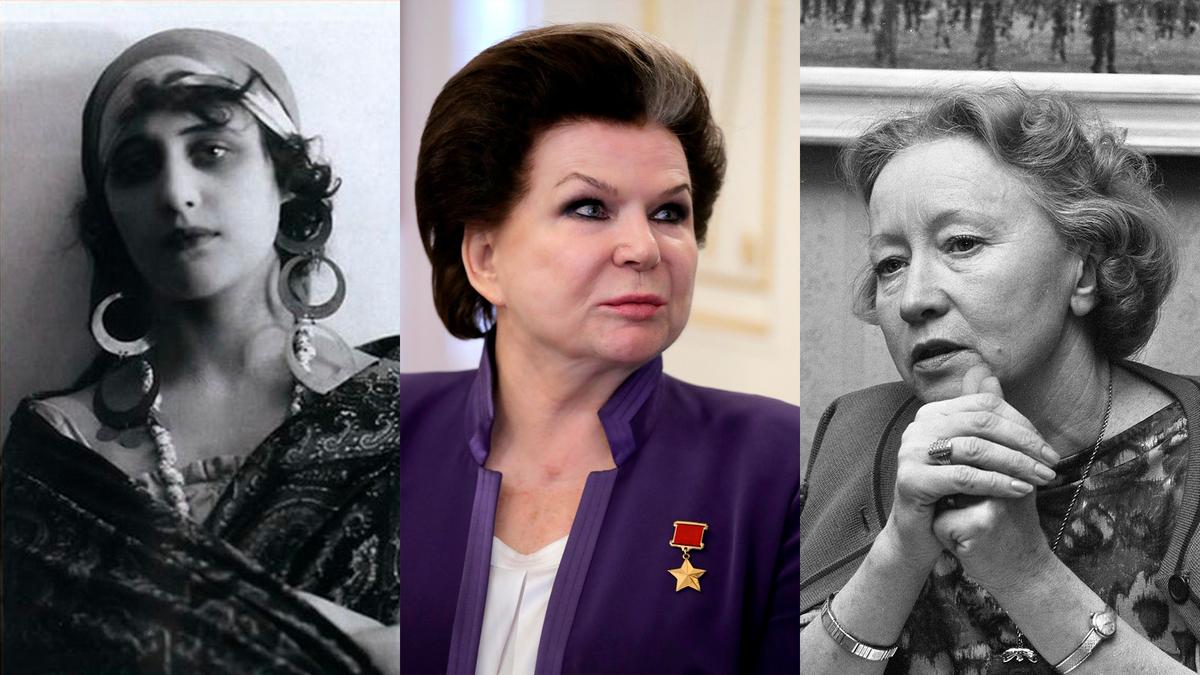 Символы эпохи: великие женщины России, которые вошли в историю XX века
