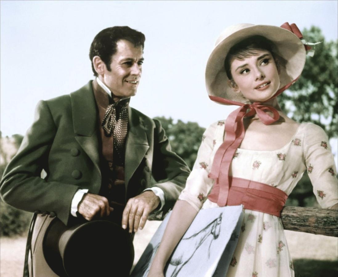 Тест только для влюбленных: какой фильм с Одри Хэпберн похож на историю твоей любви?