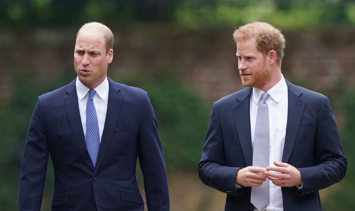 «Нож в спину»: что на самом деле чувствуют Гарри и Уильям