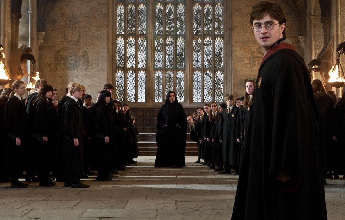 Тест: кто из героев «Гарри Поттера» – твой идеальный парень?