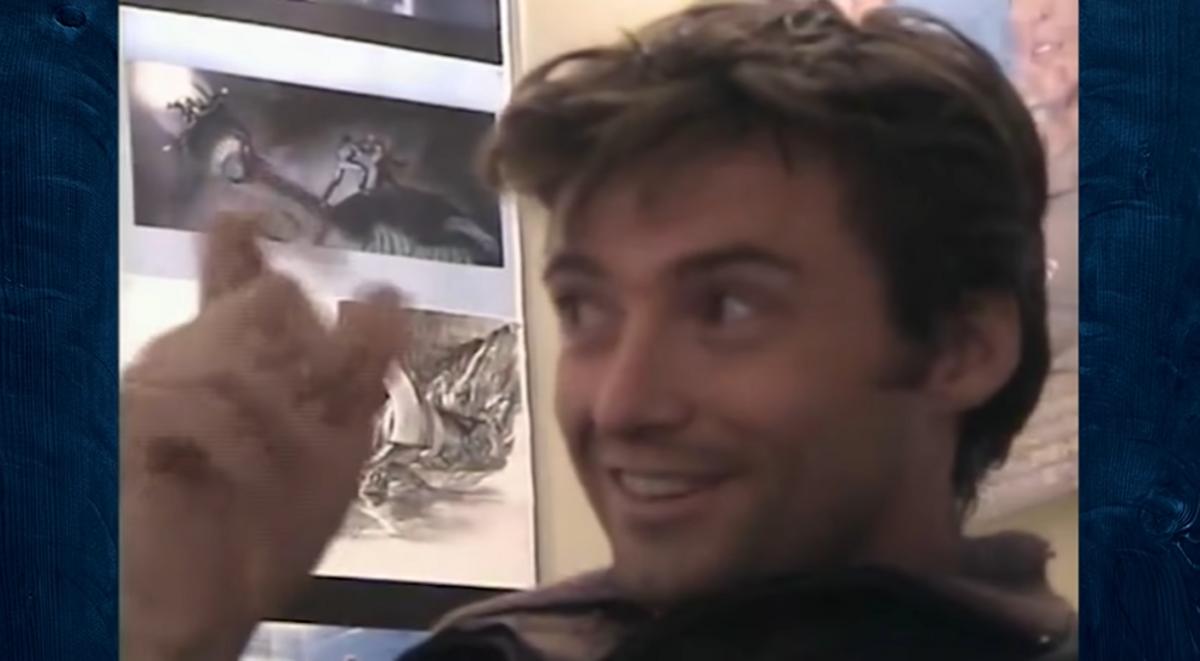 Хью Джекман завоевал роль Росомахи всего за 20 секунд: видео с кинопроб