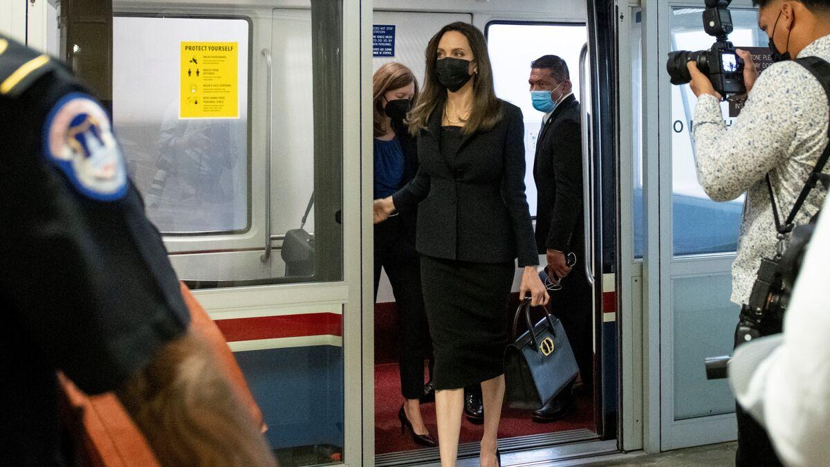 Чтобы жизнь малиной не казалась: Джоли сокрушила бывшего мужа