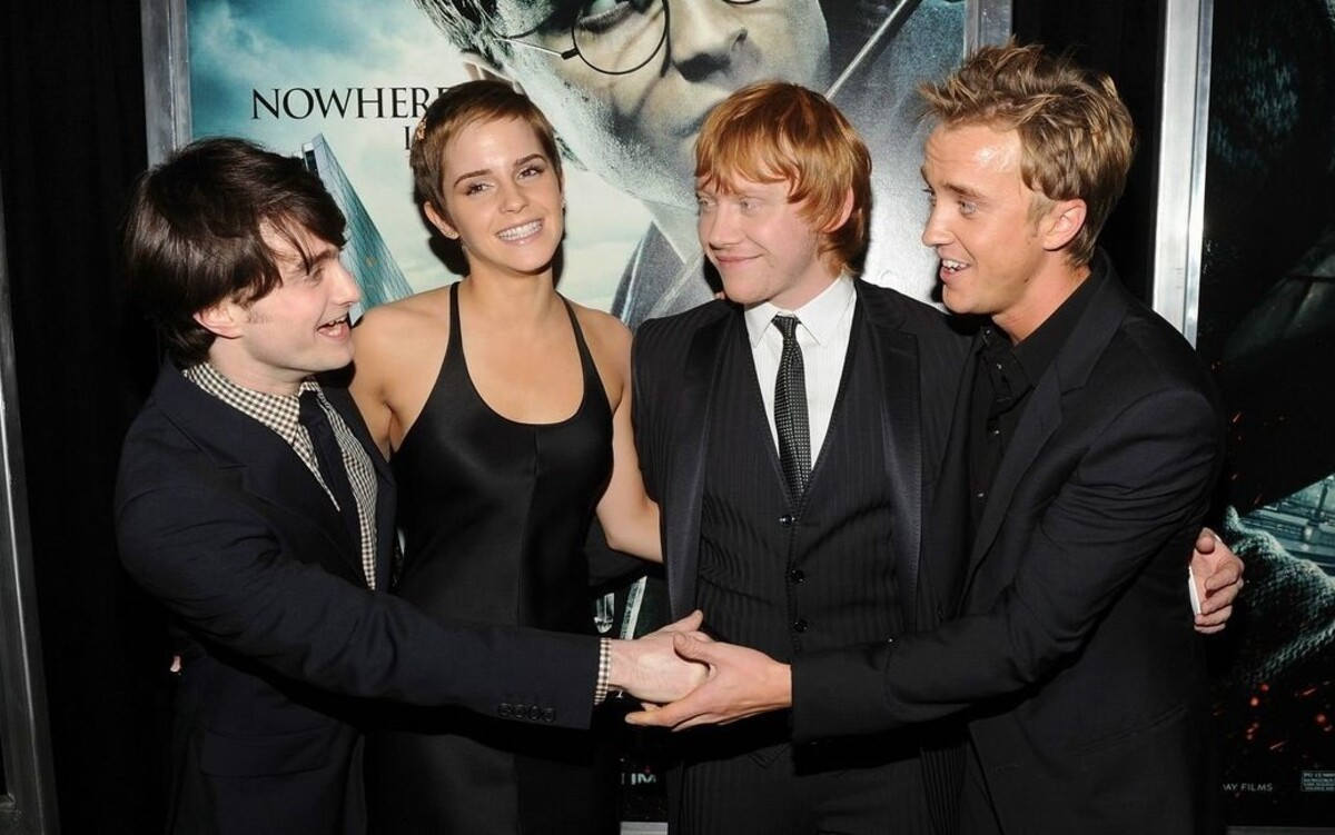 Том Фелтон планирует онлайн-воссоединение актеров из «Гарри Поттера» к 19-й годовщине
