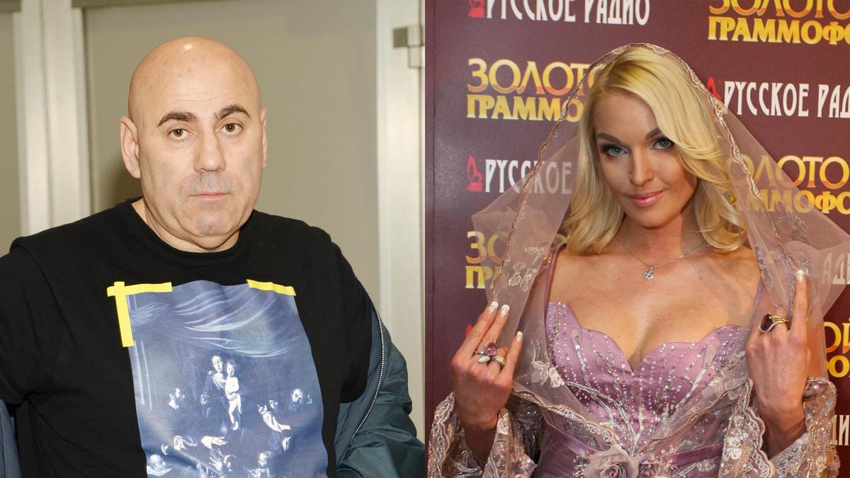 «Смехота»: Пригожин не хочет продюсировать Волочкову