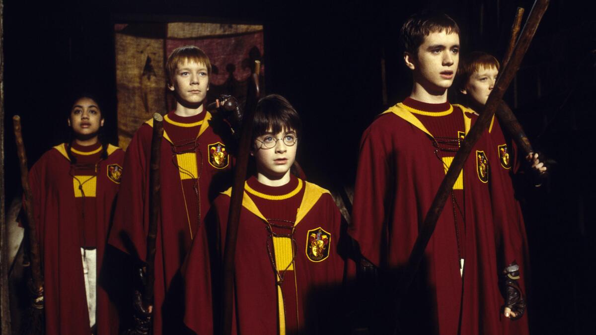 Тест: с кем из героев «Гарри Поттера» ты могла бы встречаться?