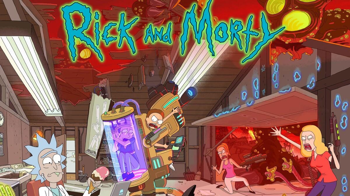 «Как в Симпсонах»: Соавтор «Рика и Морти» объяснил, как протекает время в сериале