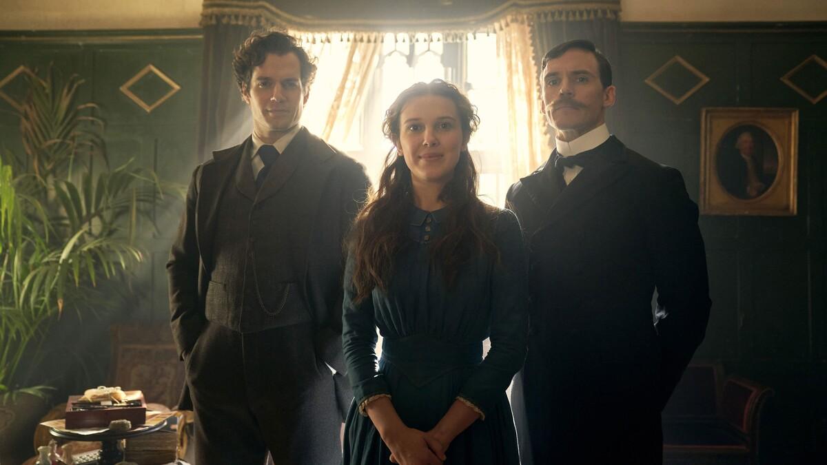 Генри Кавилл и Милли Бобби Браун вернутся в сиквеле «Энолы Холмс»