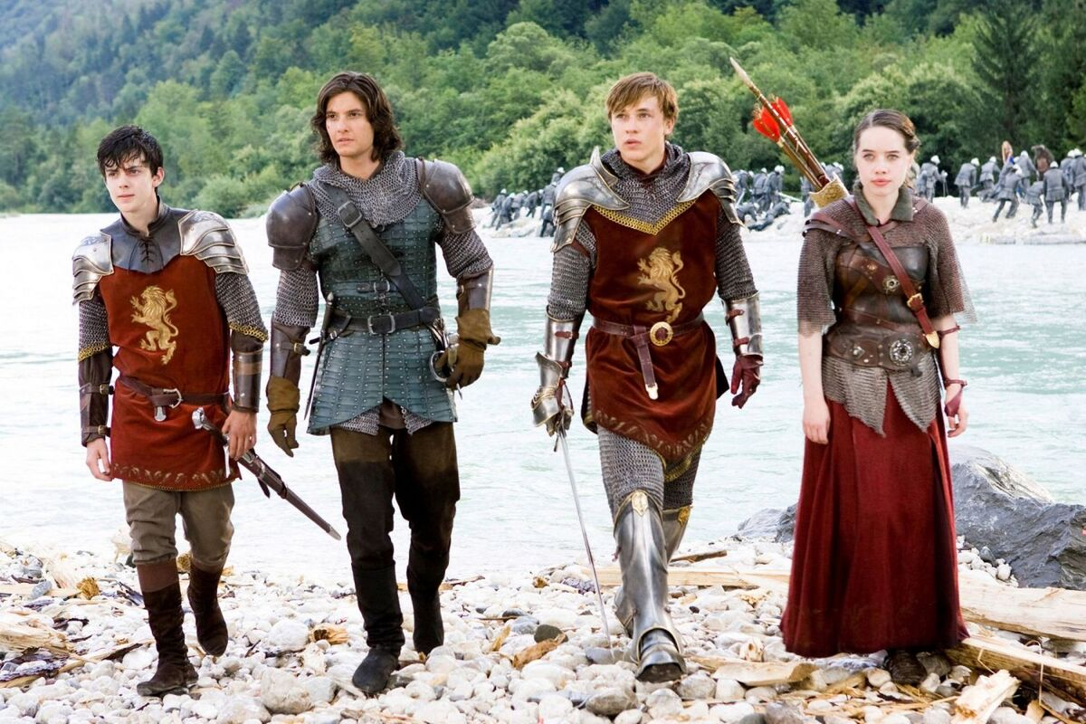 Продюсер «Хроник Нарнии» рассказал о надеждах на сериал от Netflix