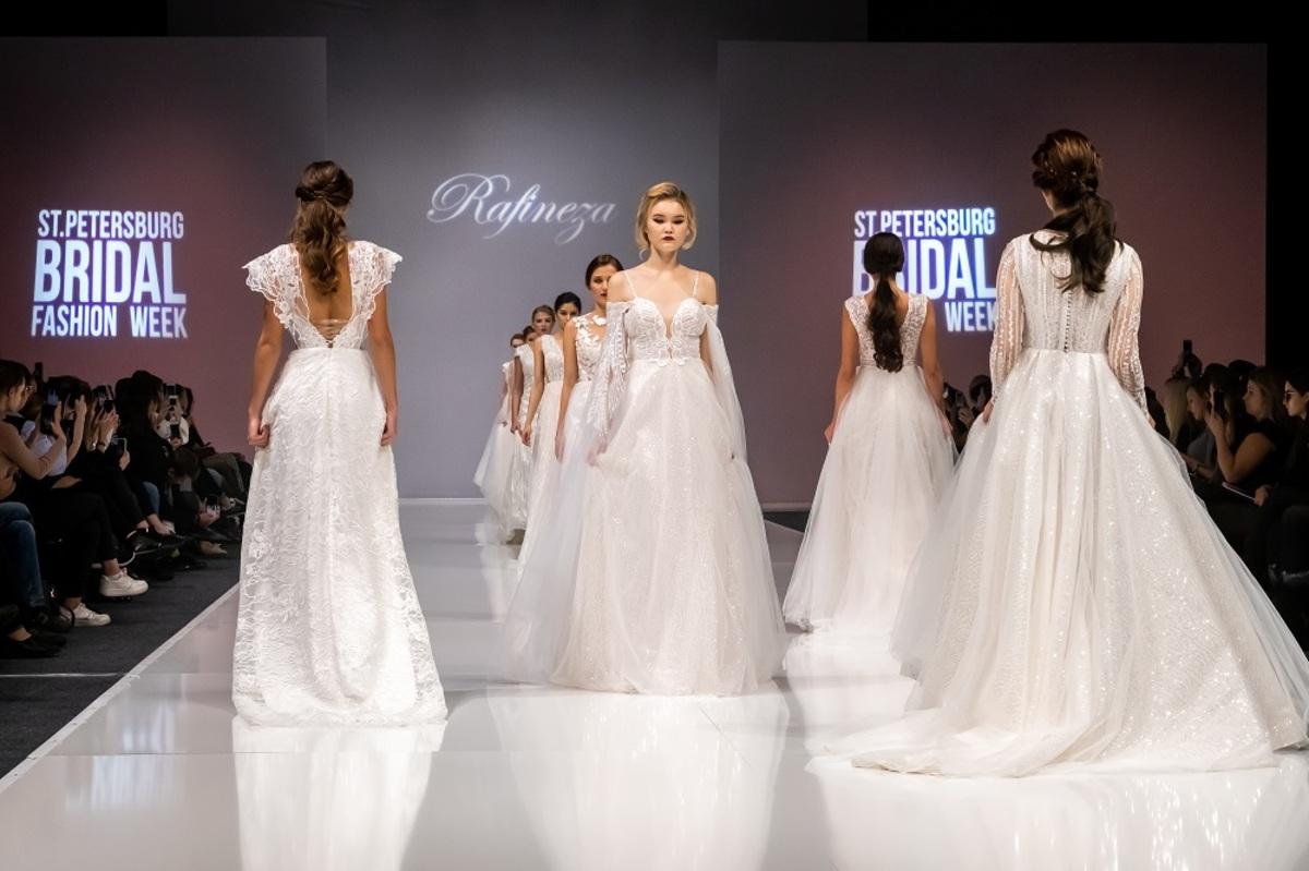 В Санкт-Петербурге пройдет четвертая ежегодная Неделя свадебной моды